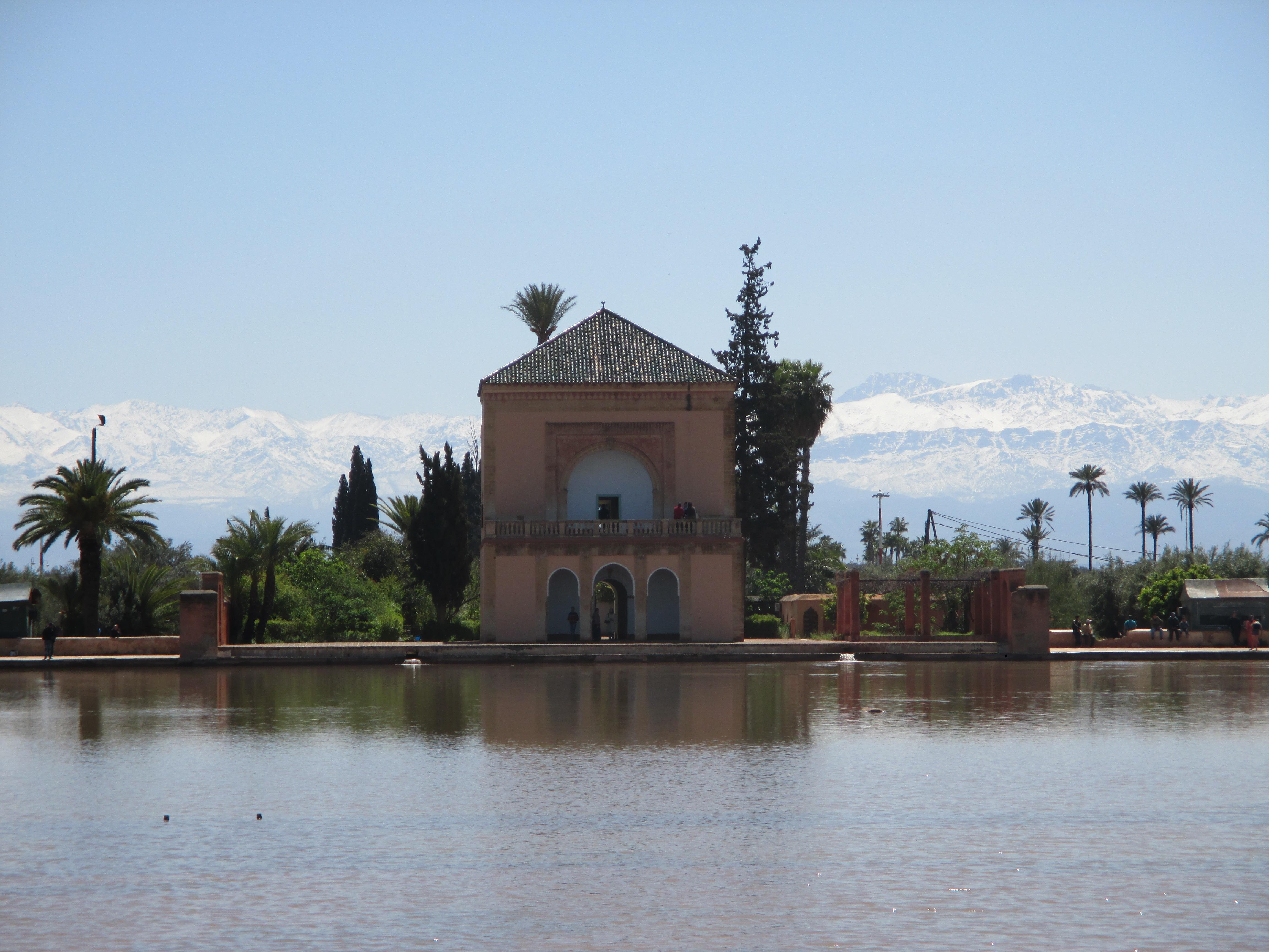Menara Garten, Marrakesch