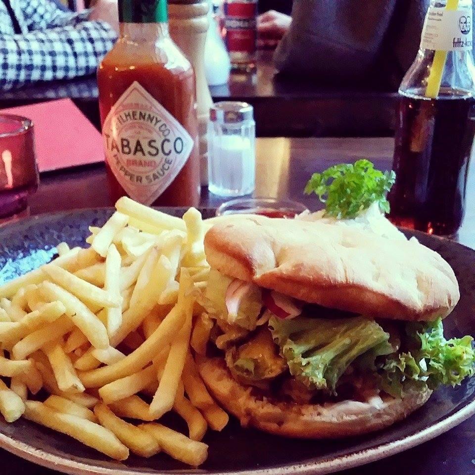 Burger Gloria