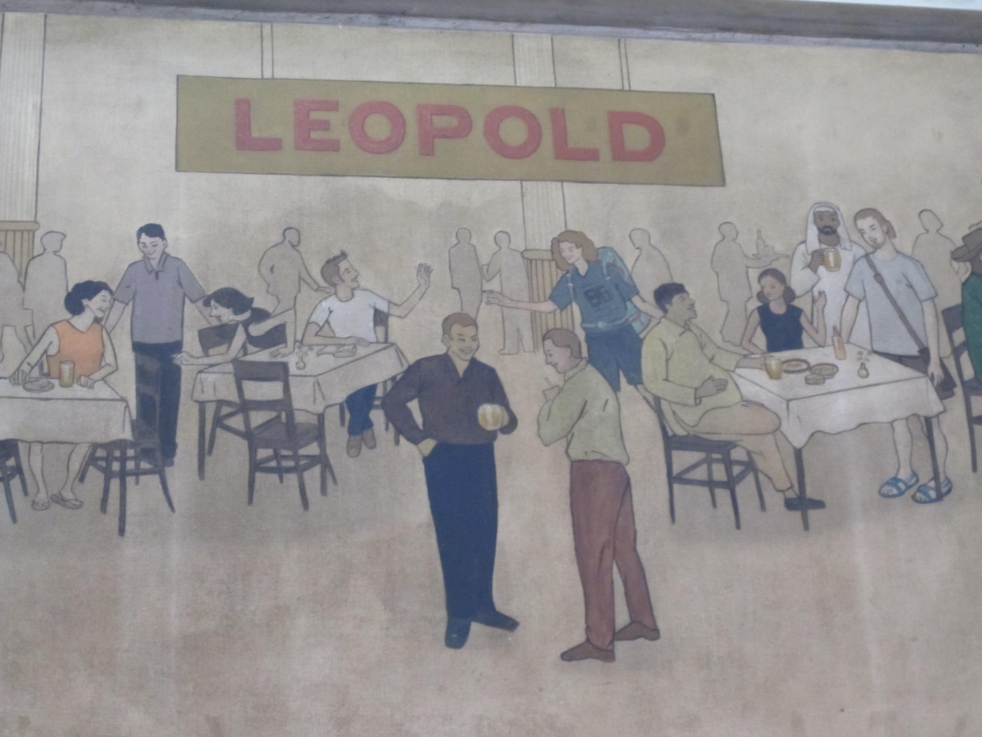 Café Leopold