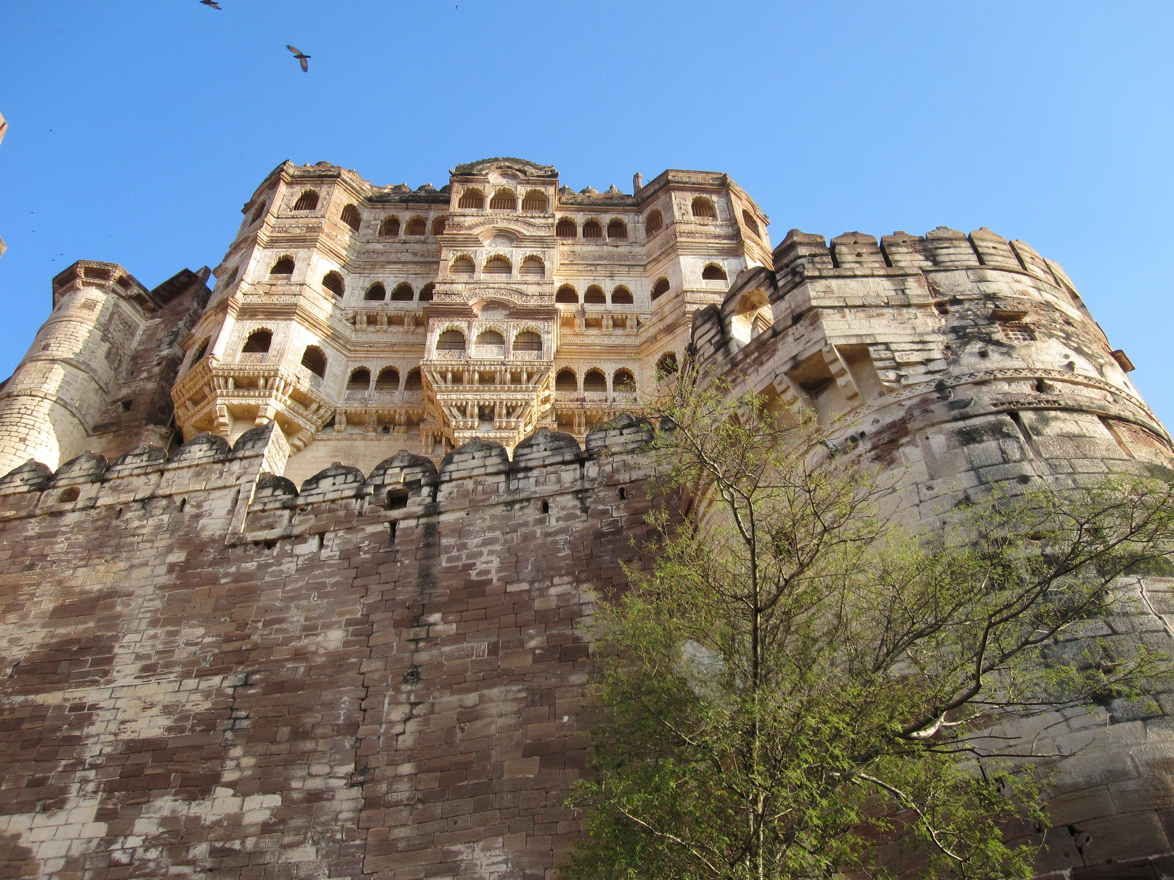 Mehrangarh Festung, Jodhpur
