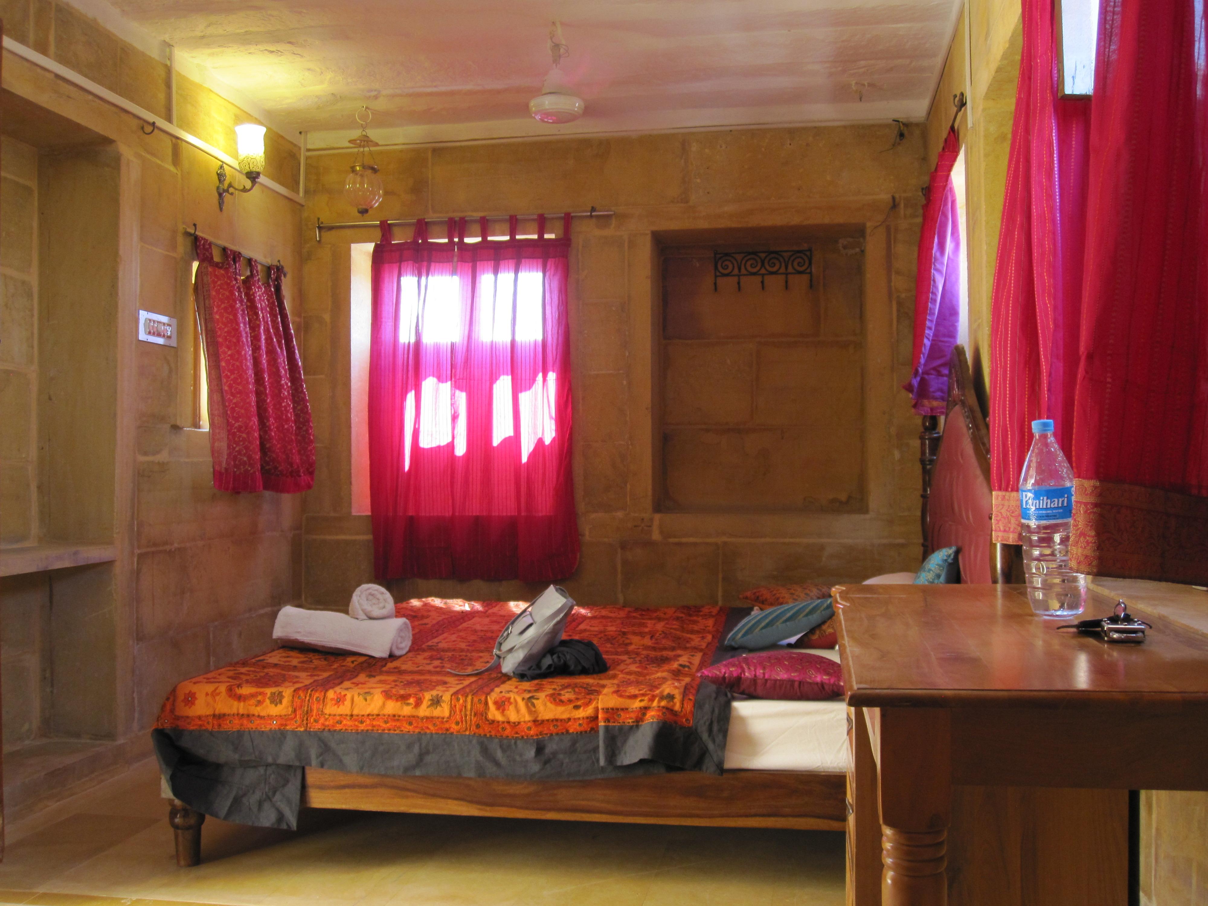 Mein Zimmer in Jaisalmer