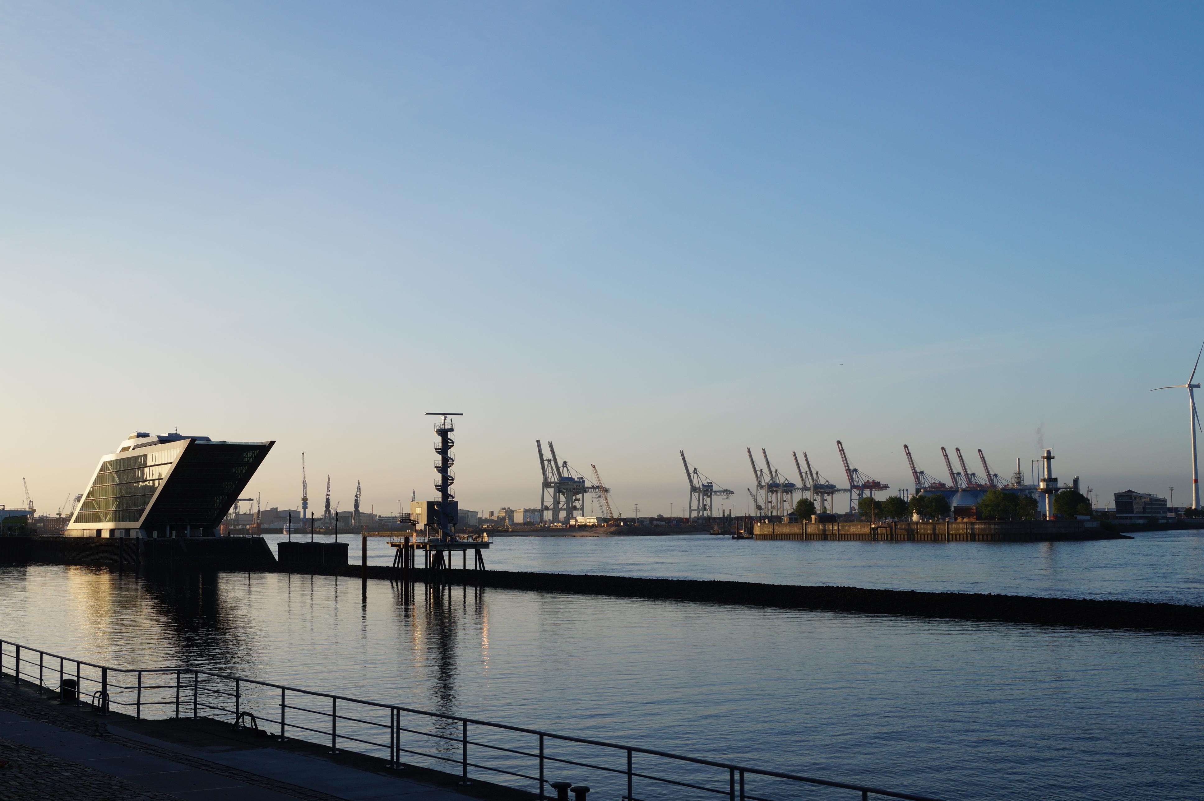 Dockand Hamburg