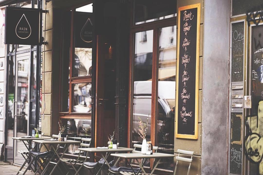 Rain Cafeatery, Foto: Daniel Suhre