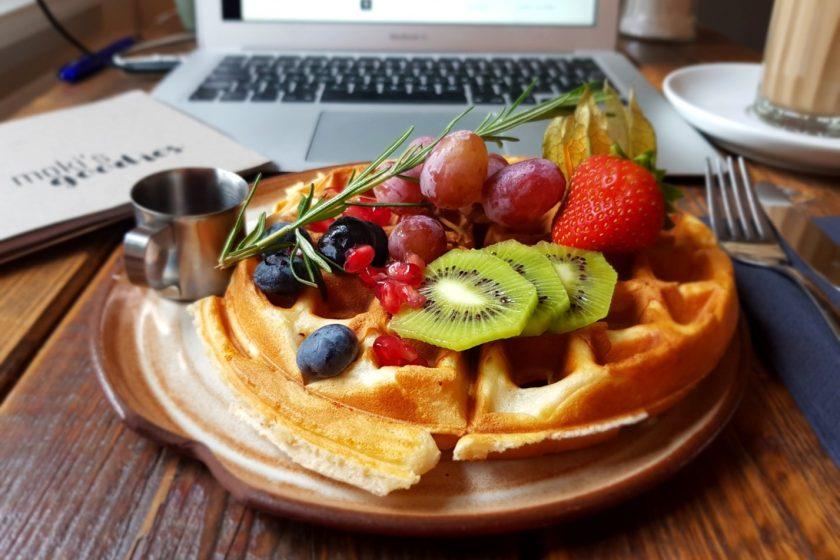 Waffel-Pancake