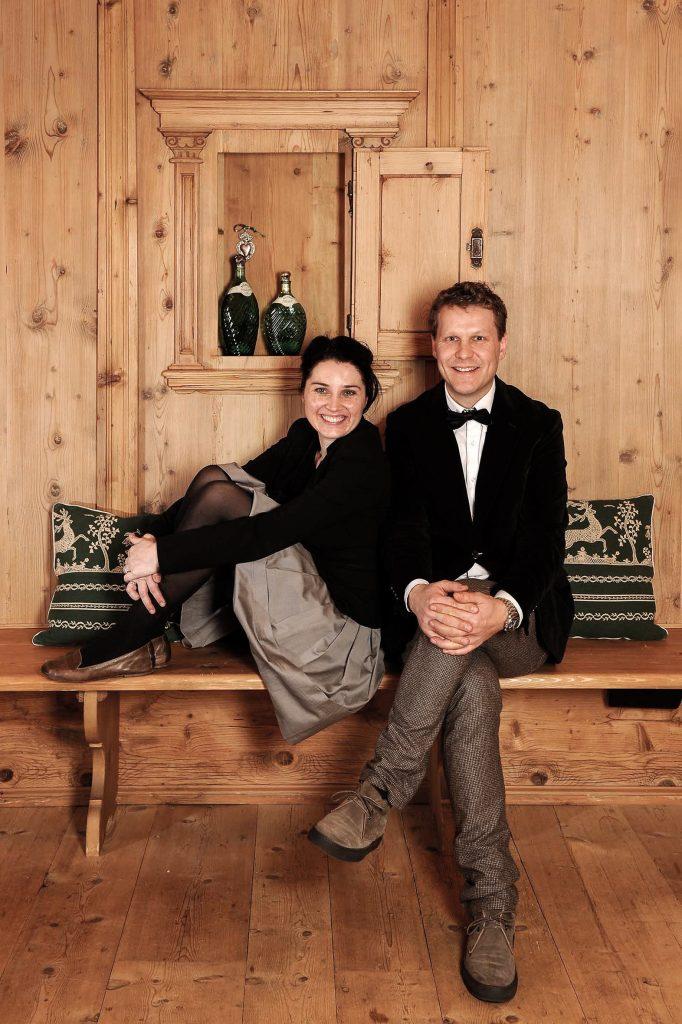 Führen das Miramonti mit viel Liebe: Carmen und Klaus