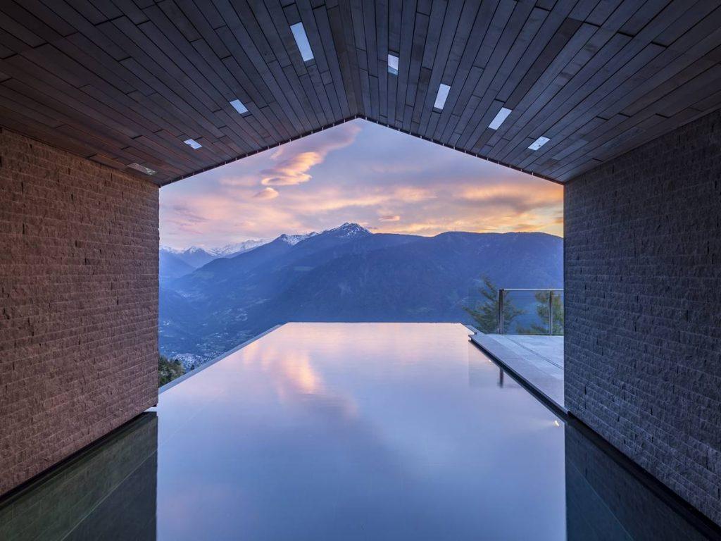 Miramonti Infinity Pool, Foto: Miramonti Boutique Hotel